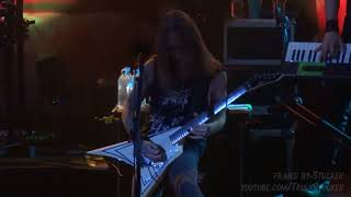 Children of Bodom - Hatebreeder (Live in St.Petersburg, Russia, 17.09.2017)