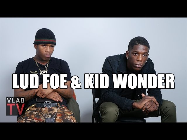 LUD FOE: EVERYDAY I LEAVE THE HOUSE I'M STRAPPED, MY MAMA DON'T WORRY [INTERVIEW]