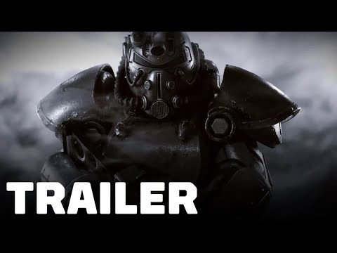 In-Game Introduction Trailer de Fallout 76