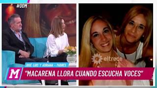 José Luis Y Adriana Piden Justicia Por Macarena, Fue Atropellada Y Quedó En Estado Vegetativo