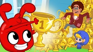Morphle Gives Out Awards! My Magic Pet Morphle Animation