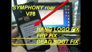 SYMPHONY V145 FRP RESET TOOLS AND FILE BY (HELLO GSM) - HELLO GSM