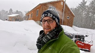 It's Going to Take a While to Dig Out of THIS! | Biggest Snow Storm of the YEAR!