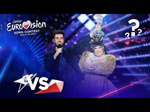 Eurovision: Adults or Kids? (2019 Edition)