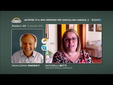 Anteprima del video Antonella BETTIIl mio impegno per Anguillara Sabazia, II