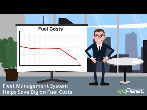 Eliminate High Fuel Costs With GoFleet