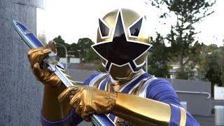 Gold Ranger In Power Rangers Super Samurai | Episodes 1 20 | Superheroes