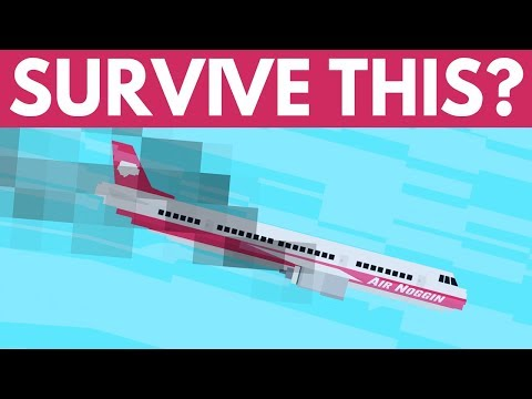 What Are The Chances You'll Die In A Plane Crash?