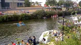 preview picture of video 'Maidstone River festival 2013'