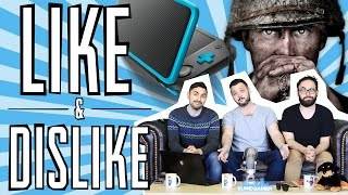LIKE & DISLIKE: Call of Duty: WWII, New Nintendo 2DS, What Remains of Edith Finch...
