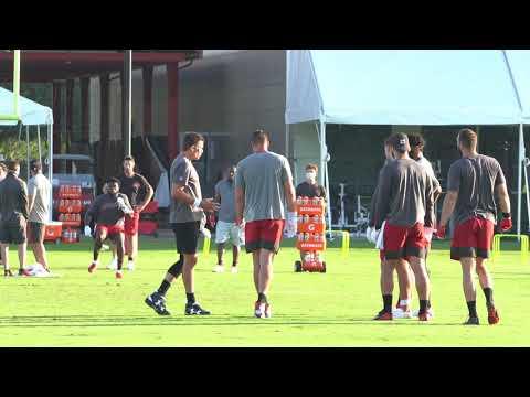 Tom Brady coaches up tight ends – JoeBucsFan.com