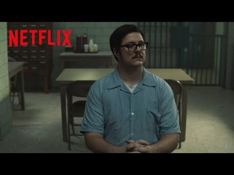 Mindhunter: Cameron Britton on Becoming Ed Kemper.