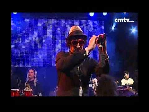 Los Auténticos Decadentes video Somos - CM Vivo 2009