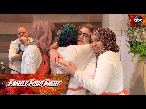We're All One Family - Family Food Fight