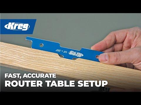 Kreg Precision Setup Bars
