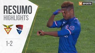 Highlights | Resumo: Desp. Aves 1-2 Gil Vicente (Liga 19/20 #11)