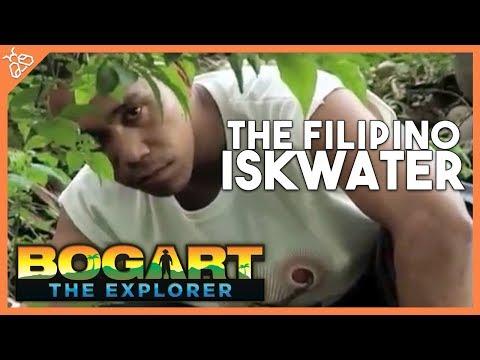 Bogart the Explorer - The Filipino Iskwater