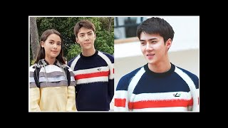 Thai Actress Yaya Shared That She Understands Why Sehun has a Huge Fanbase After Meeting Him at a R