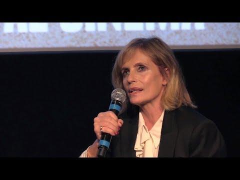 Isabella Ferrari parla del film In Viaggio Con Adele