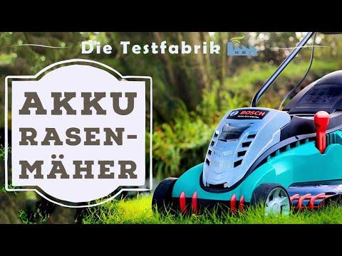✂️🌱 Akku Rasenmäher Test (2019) – 🏆 Die besten Akku Rasenmäher