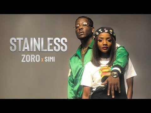 Zoro - Stainless Ft. Simi Official Song (Audio)
