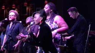 Zimtron   Shingai Live At Soul Family Sundays
