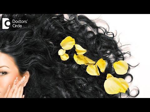 Hair Mask Honey sa pag-iilaw