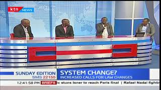 Clergy calls for system change to ease the political tension in the country