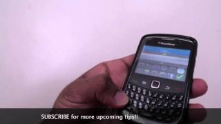 BB Tip | Restart Your Blackberry | NO Battery-pull Required!