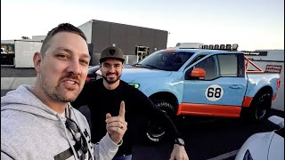 CALLAB WITH  SALOMONDRIN AND HIS MONSTER FORD!