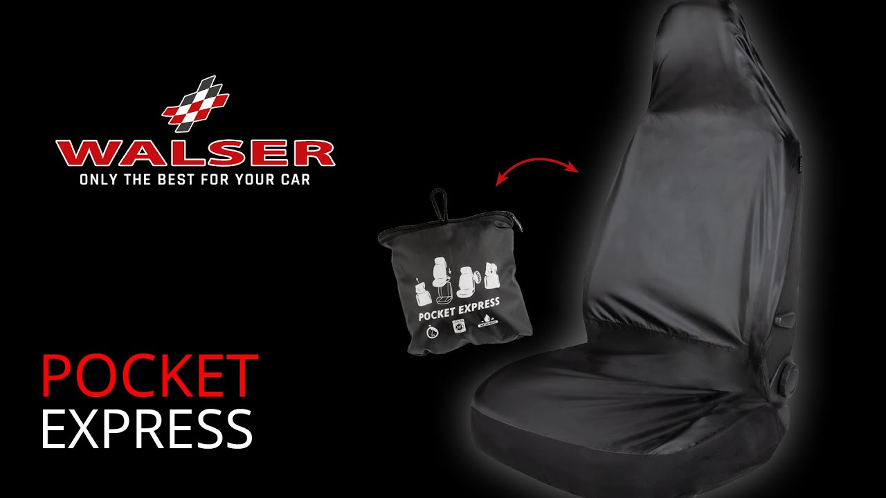 Preview: Car Seat cover Pocket Express