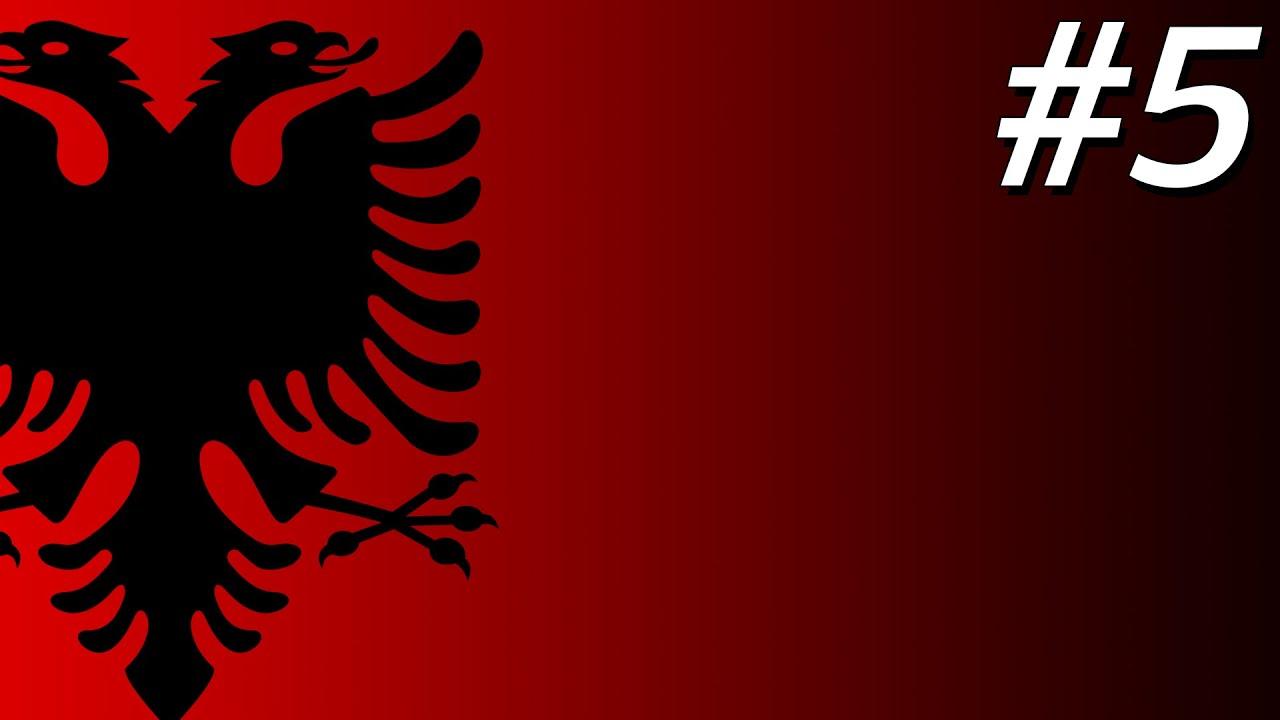 EU4|Florryworry|Hardcore Albania (V. Hard/ No Loans/ No Exodus) # 5 thumbnail