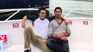Tyler Hoechlin & Dylan O'Brien : Votez pour les TCA (2012)