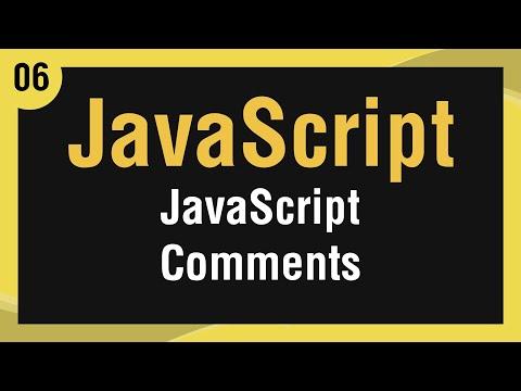 تعلم لغة JavaScript القائمة #1 الفديو #6