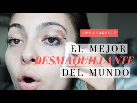 El mejor desmaquillante del mundo (probando 6 diferentes) | Anna Sarelly