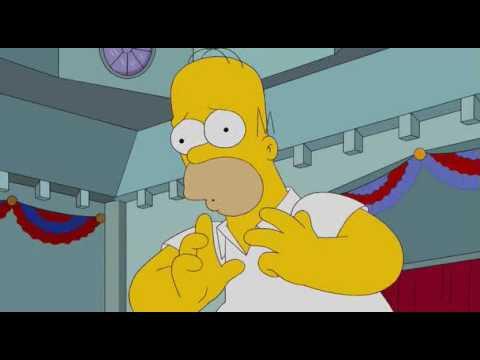 Simpson - Immigrati e Xilofoni
