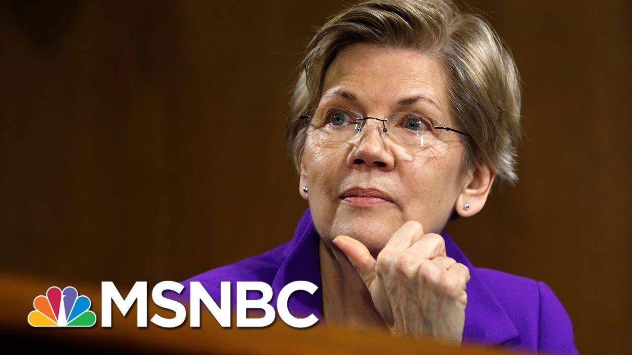 Senator Elizabeth Warren: Congress Has Responsibility To DACA Recipients   All In   MSNBC thumbnail