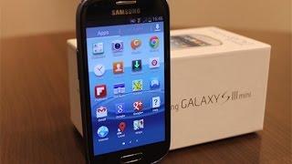 Samsung Galaxy S III mini Value Edition I8200 обзор ◄ Quke.ru ►