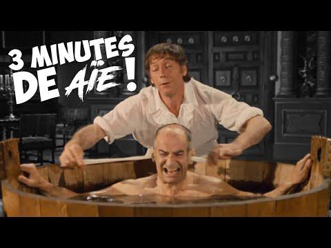 3 minutes de AÏE avec Louis de Funès !