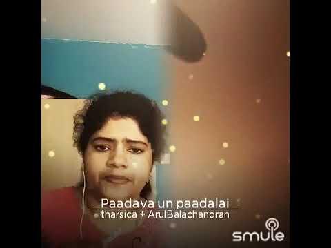 Paadavaa un Paadalai by my Sister Sakunthala