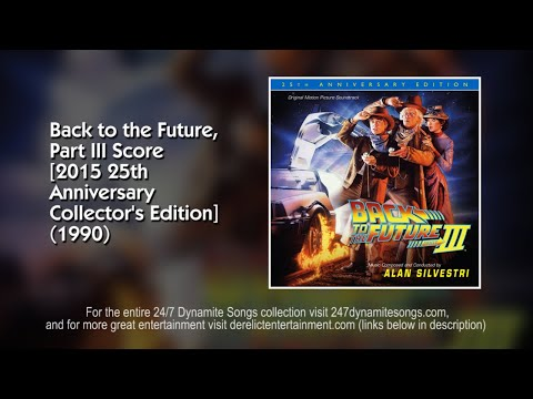 Back to the Future, Part III Score - Saloon Piano Medley [Track 41 from 2015 25th Anniversary Collec