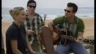 Chris Isaak Interview singing surfing supermodels