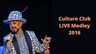 Culture Club w/Boy George Medley LIVE @ 2016 NY State Fair
