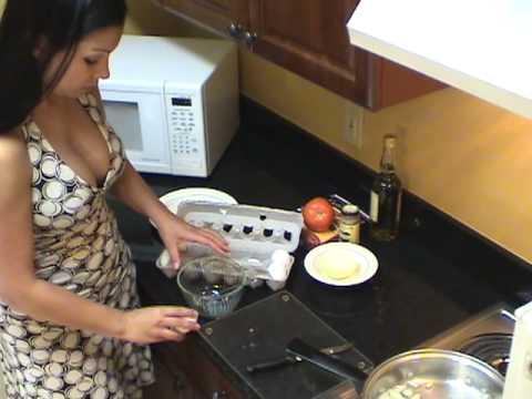 Gotowanie z Arią Giovanni - Omlet