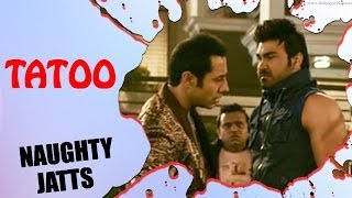 Tatoo Hai - Best Comedy Scene By Binnu Dhillon, Arya Babbar | Punjabi Comedy Movie - Naughty Jatts