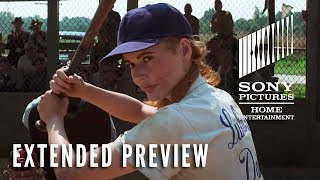 A LEAGUE OF THEIR OWN: FIRST 10 MINUTES OF THE FILM