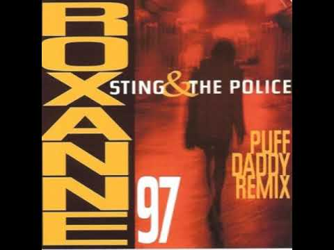 Sing & The Police - Roxanne '97 (Puff Daddy Remix Instrumental)