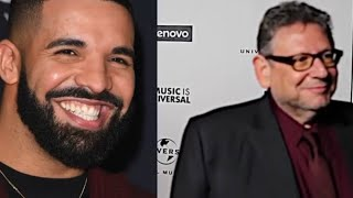 LUCIAN GRAINGE CEO OF UMG SAYS DRAKE HAS AN UNLIMITED BUDGET