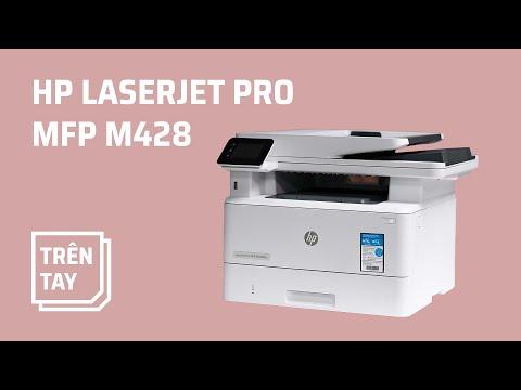 tinh te tren tay may in hp laserjet pro mfp m428