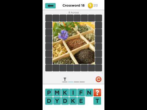 Video of Pic Crossword puzzle game free